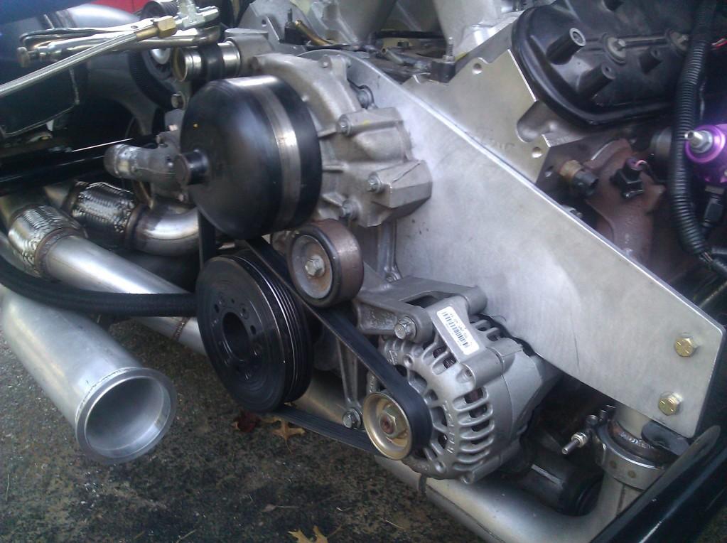 Ls1 Motor Plate Billet Engine Swap Bracket SBC LS