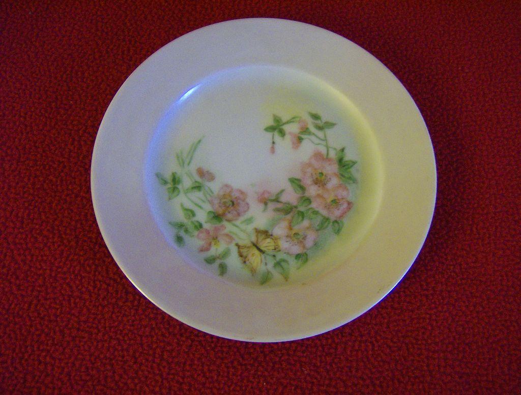 8-Inch 3dRose cp/_2871/_1 German Shorthair Pointer Porcelain Plate