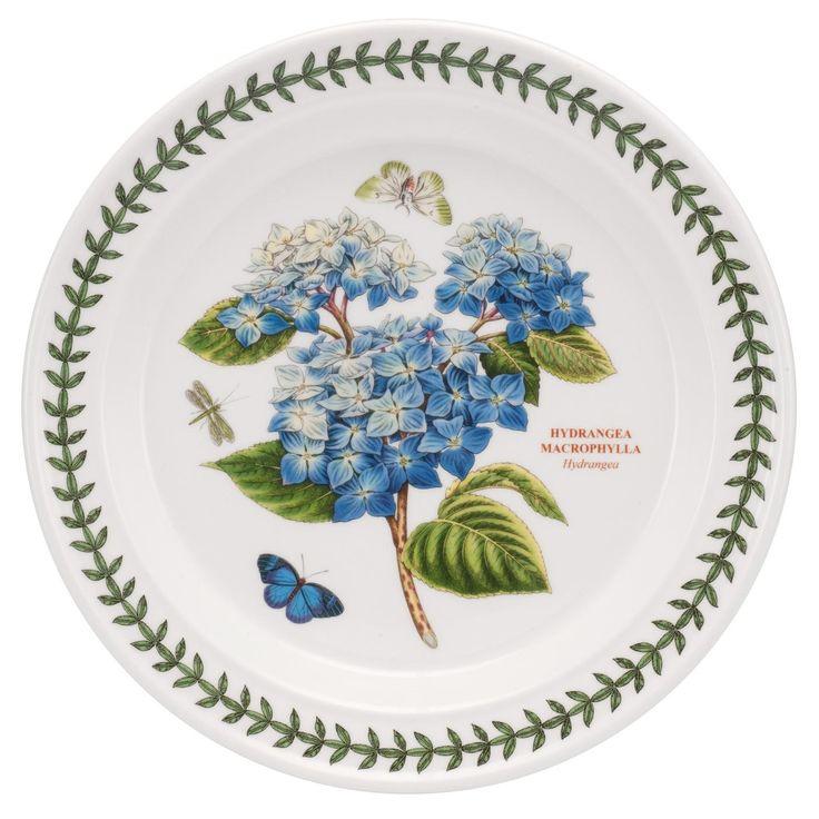 Botanic Garden Dinner Plates. Portmeirion Exotic Botanic Garden ...