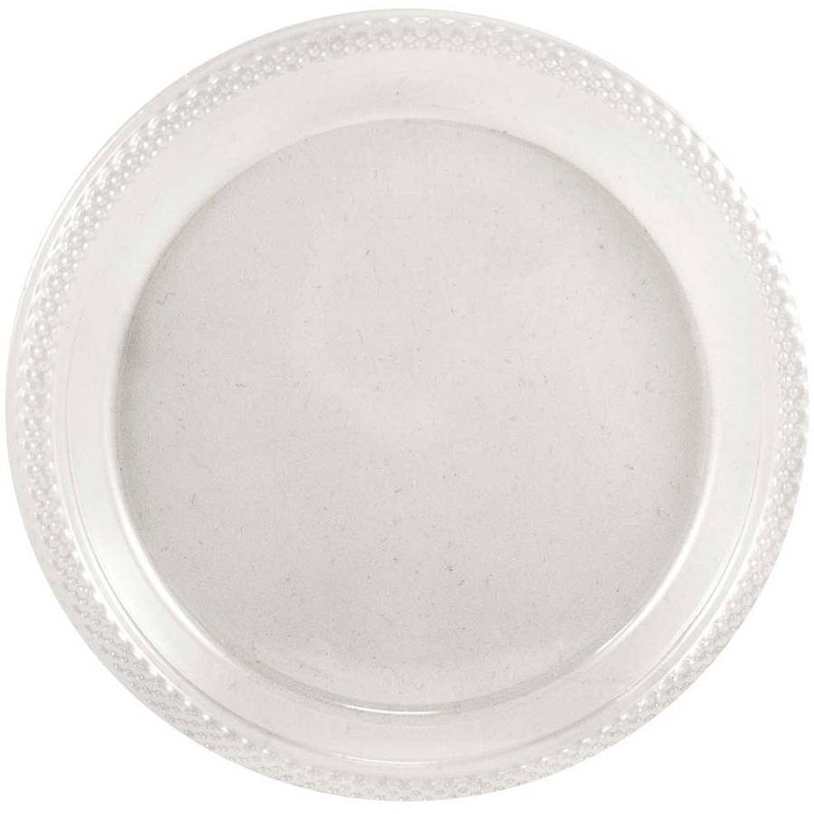 Chinet Clear Plastic Plates. Chinet Cut Crystal Dinner Plates, 10 ...