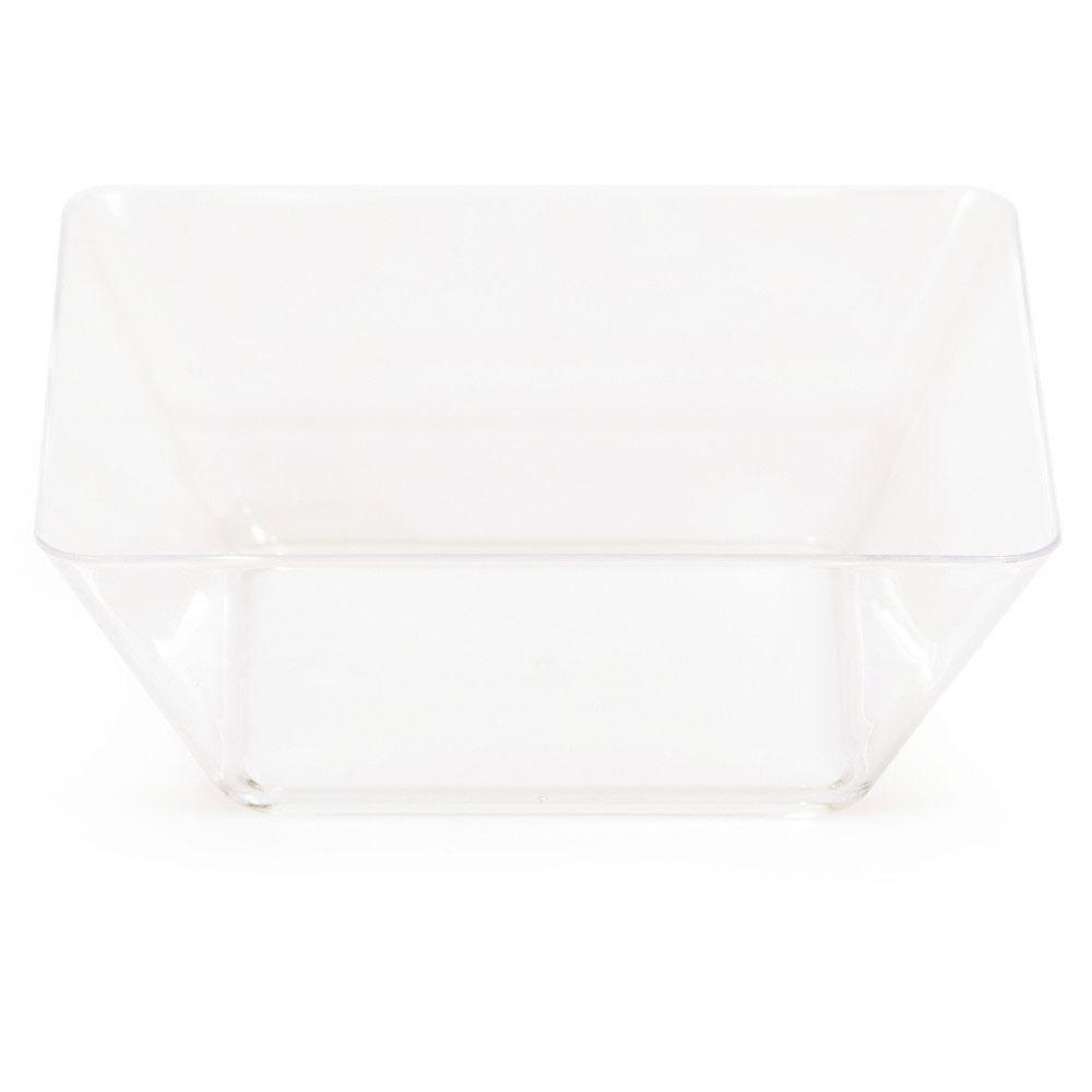 bulk clear plastic plates cutlery dinner party supplies - clear 5 .  sc 1 st  Plate Dish. & Bulk Clear Plastic Plates. 54 CRYSTAL CLEAR PLASTIC PLATES | 9 Inch ...