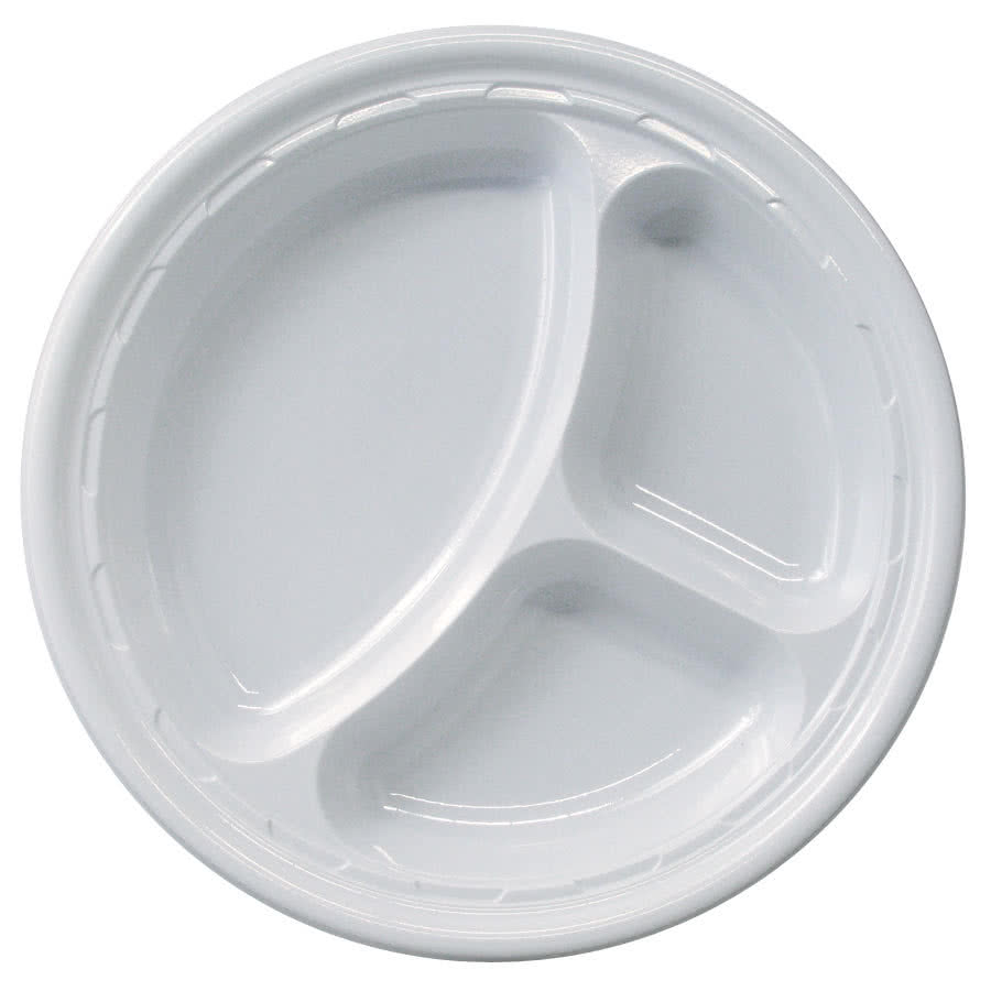 Excellent 3 Compartment Plastic Plates Contemporary - Best Image ...