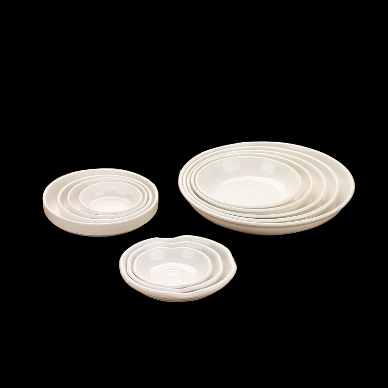 Cheap Melamine Plates Nordic Ware Everyday Plates Set Of