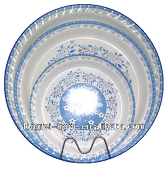 Wholesale Undefiled Melamine Plates/flower Ware Melamine - Buy .  sc 1 st  Plate Dish. & Melamine Plates Wholesale. French Bull Kids Plate Set of 4 - BPA ...