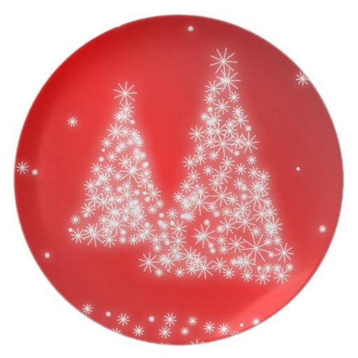 Christmas Melamine Plates Lenox Holiday Melamine Dinner