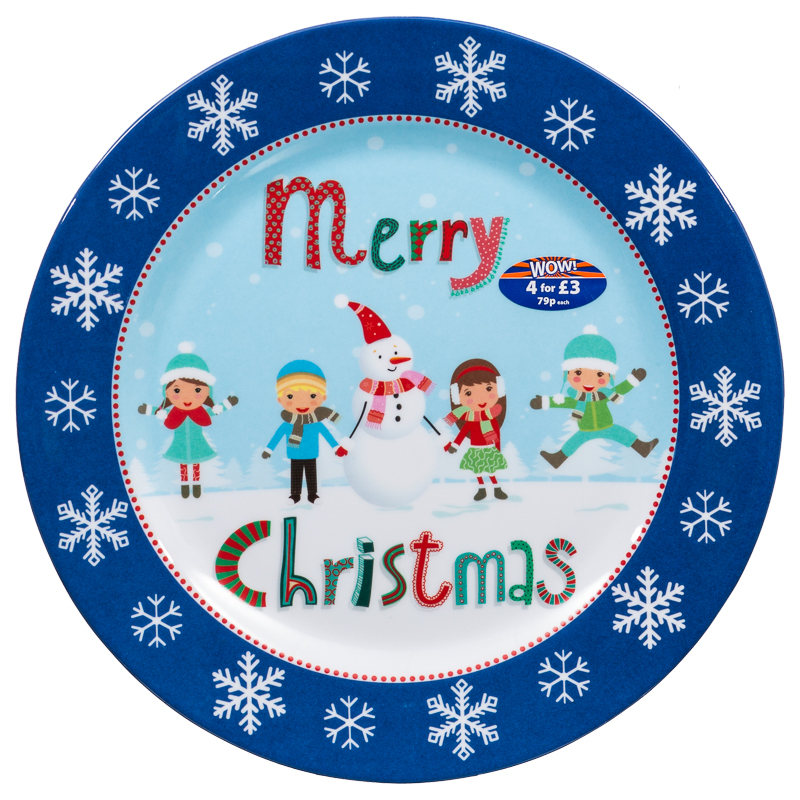 Christmas Melamine Plates Lenox Holiday Melamine Dinner