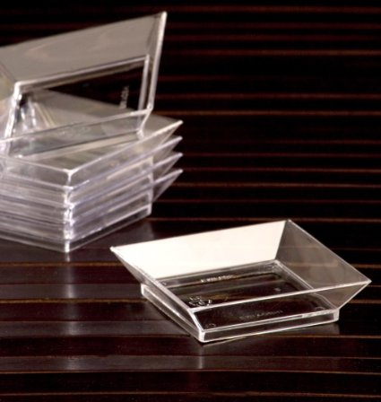 Reasonably Square Appetizer Plates find Square Appetizer . & Appetizer Plates Disposable. Zappy 100 Disposable Plastic Dessert ...